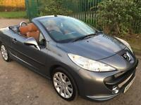2007 Peugeot 207 Gt 1.6 Turbo Cc 150Bhp power 64k only Convertible