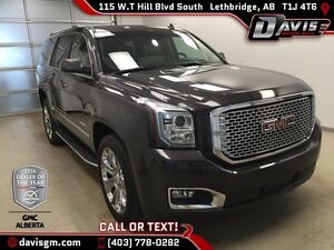 USED 2015 GMC Yukon 4WD Denali-FULLY LOADED-CERTIFED PRE OWNED