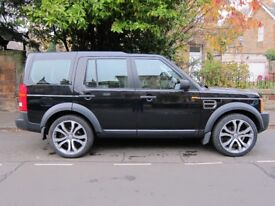 Land Rover Discovery 3 SUV (2004 - 2009) 2.7 TD V6 5dr (7 Seats) only 38.000 miles