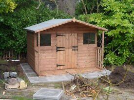 8 x 8 childrens playhouse