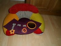 Babies Inflatable Seat (Mammas and Pappas)