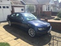 BMW e46 318Ci Se 2.0 Msport trim, Full service history, Low mileage