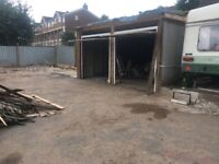 Storage yard to rent.. in B33 area with Water & Electics