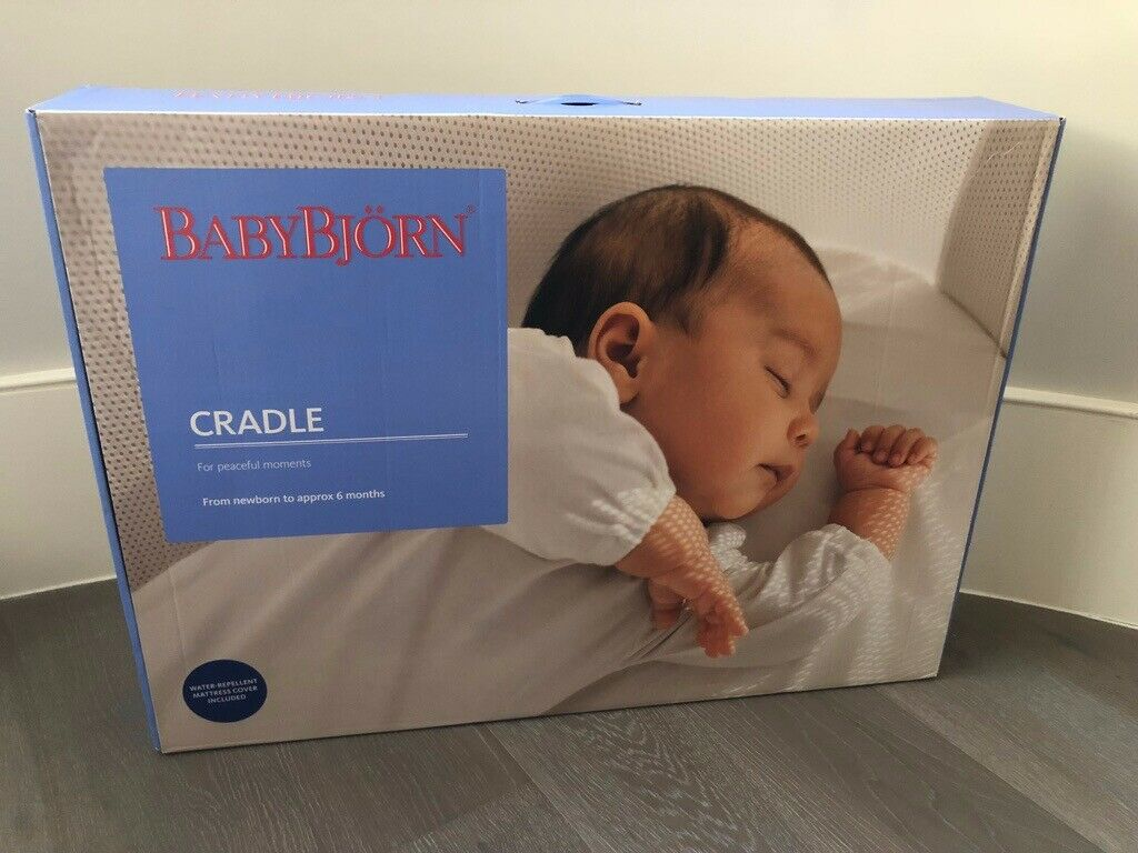 892711a4773 Babybjorn Cradle
