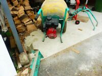 PETROL CEMENT MIXER WITH HONDA GX100 ENGINE