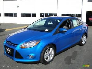 Ford fucus 2012