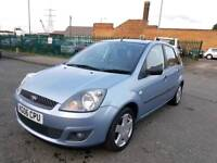 FORD FIESTA 1.4ltr_dr TDCI (DIESEL) *** £30 ROAD TAX/YEAR - HPI CLEAR ***