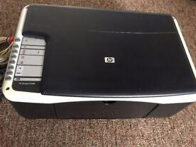 HP Deskjet F2180 All in one printer £10 ono