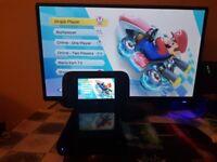 Nintendo Wii U 32GB w/ Mario Kart 8 and 16GB SD card
