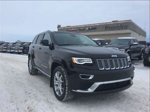 2016 Jeep Grand Cherokee Summit 3.0L Eco Diesel