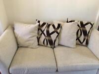 3 seater sofa £100