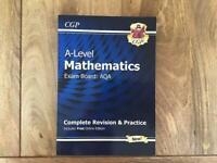 A.level maths