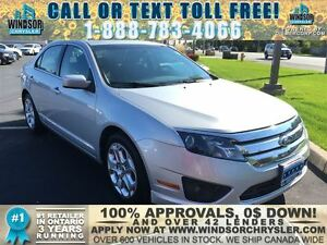 2010 Ford Fusion SE - WE FINANCE GOOD AND BAD CREDIT