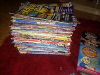 Pokemon magazines