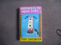 Humerous book about a canal boat trip
