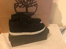 Brand new black Timberland boots size 3.5