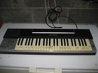 CASIO ELECTRONIC KEYBOARD/SYNTHESISER