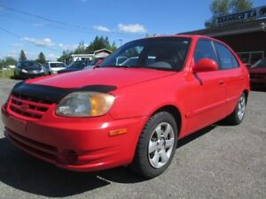 2005 Hyundai Accent ACCENT BAS MILAGE