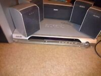 Sony Surround Sound DVD player