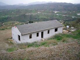 Plot - Tolox Pueblo, Malaga - 5000sqm + 100sqm Build