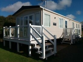 3 bedroom Prestige caravan at Littlesea Holiday Park Weymouth Sept and Oct dates