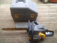 Ryobi RCS4040CA Petrol Chainsaw 16 inch 40cc comes with its own case