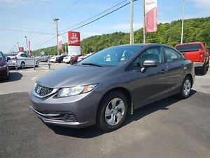 2014 Honda Civic Berline LX *Rabais 3990*