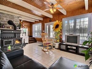 247 000$ - Maison à un étage et demi à vendre Lac-Saint-Jean Saguenay-Lac-Saint-Jean image 4