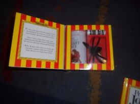 PRACTICAL JOKES FOR HER kit x 8 includes book and accessories £5.99 each rrp Great for xmas