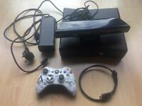 X-Box 360, 250GB, with Kinect Sensor, Controller and 19 Games