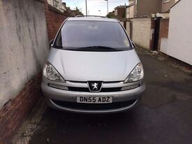 **FOR SALE PEUGEOT 807 2.0 HDI**