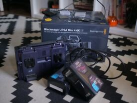 Blackmagic Ursa Mini 4.6K Shooting Kit