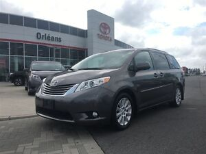 2014 Toyota Sienna XLE/ LEATHER, SUNROOF