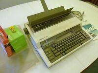 Canon Compact Electronic Typewriter AP150