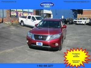 2014 Nissan Pathfinder SL $160 B/W oac