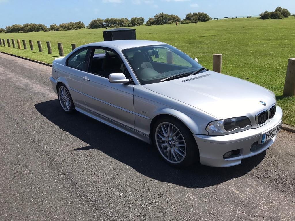 bmw e46 325ci m sport convertible in worthing west. Black Bedroom Furniture Sets. Home Design Ideas