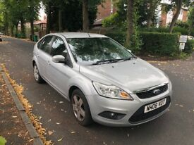 Ford Focus style 1.6 diesle 2008 12 months mot service history cheap tax £30 for year