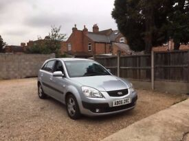 KIA RIO 1.5 CRDI LX, FULL SERVICE HISTORY, DRIVES VERY WELL, LAST OWNED BY DOCTOR, FULLY SERVICED