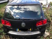 Breaking 2006 Volkswagen Touareg 3.0tdi v6