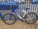 *Apollo XC26 Blue&White Mountain Bike Pedal Bike*