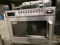 commercial samsung microwave cm1929