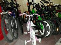 Childrens Xmas Bikes - Brand New In Box from £25