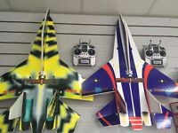 RC SU-27/28/ Fighter Jet/Aircraft/ UFO/Drone/Plane/Quadcopter LED Lights 3000 Meters/3 Miles Range