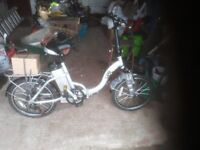 e life electric bicycle