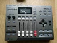 Zoom Multi Trak recorder & drum machine