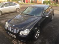 Mercedes coupe diesel 220cdi 2007