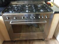 Alba gas cooker and oven