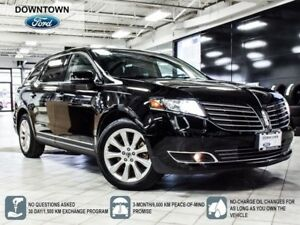 2018 Lincoln MKT Elite, AWD, Navi, Dual Moonroof, THX sounds