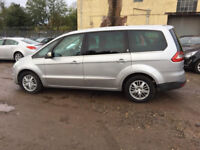 FORD GALAXY 1.8TDCI GHIA 6 SPEED DIESEL 7 SEATER FULLY LOADED 2007