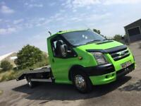 Recovery and trailer hire